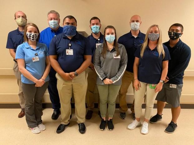 Local Athletic Trainers Met June 29th At Leconte Medical Center For Training Updates Claiborne Progress Claiborne Progress
